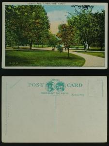 Victoria Park London Ontario c 1940s