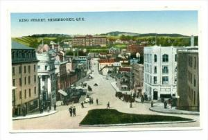 King Street View, Sherbrooke, Quebec, Canada, 1900-1910s