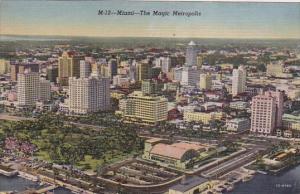 The Magic Metropolis Miami Florida