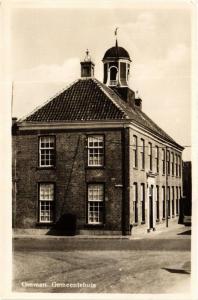 CPA Ommen Gemeentehuis NETHERLANDS (728728)