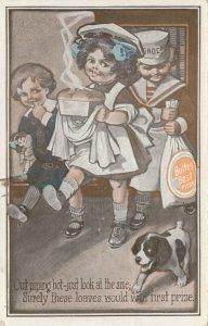 ADV; 1910; BULTE'S BEST Flour # 4