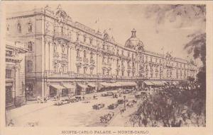 Monaco Monte Carlo Palace
