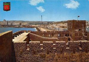 Morocco Safi The kechla, Old Fortlet Antiguo Fortin