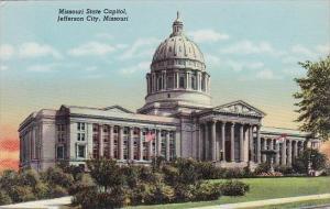 Missouri State Capitol Jefferson City Missouri
