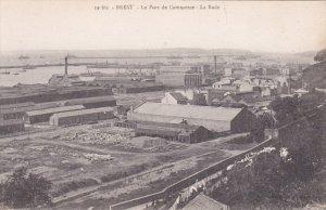 BREST, Finistere, France; Le Port de Commerce, La Rade, 00-10s