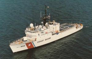 US Coast Guard Tampa (WMEC-902) Multi-purpose Cutter
