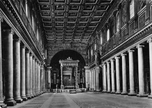 B105865 Italy Roma Basilica di S. Maria Maggiore Interno