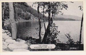 New Hampshire Bristol Newfound Lake The Ledges
