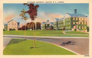 Canada N.S. Halifax, Dalhousie University