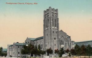 CALGARY , Alberta , Canada , 1916 ; Presbyterian Church