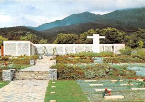 France Deutscher Soldatenfriedhof Bastia auf Krosika Die Kriegsgraeberstaette
