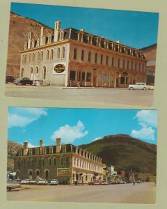 GRAND IMPERIAL HOTEL Post Cards Historic Building Silverton, Colorado