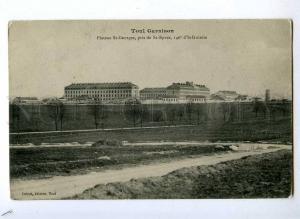 191815 FRANCE TOUL GARNISON military barrack Vintage postcard