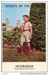 Boy Scouts of the World, NICARAGUA SCOUTS, 1968
