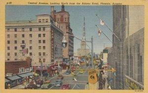 PHOENIX , Arizona , 30-40s ; Central Avenue