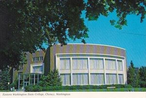Eastern Washington State College Cheney Washington