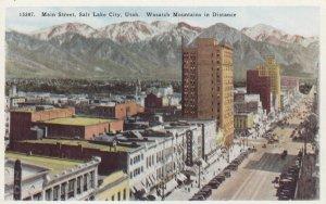 SALT LAKE CITY , Utah , 1910s