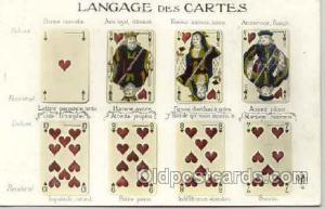 Gambling Postcard Postcards