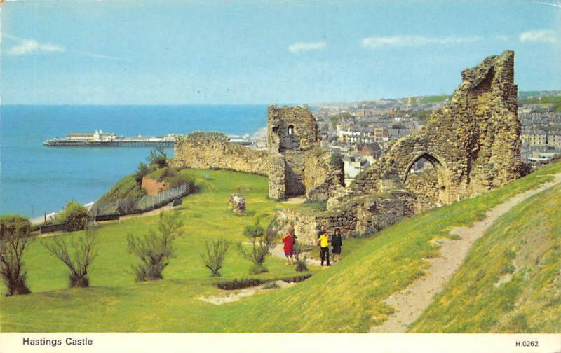 Hastings Castle Chateau general view
