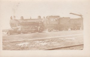 RP: SPARKS , Nevada , 00-10s ; SP Railroad Engine/Train # 2442