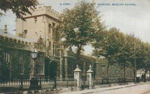 BEDFORD , England, 1907 ; Modern School