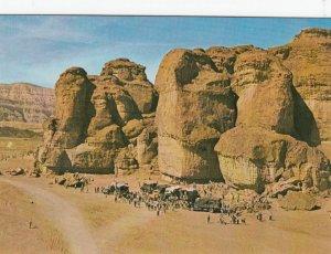 EILAT , Israel , 50-70s ; King Solomon's Pillars