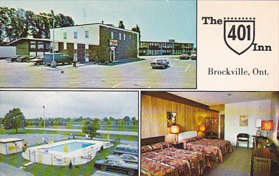 Canada Ontario Brockville 401 Inn With Pool