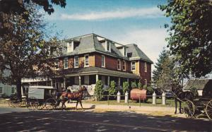 Amish Country, Amish Wagons, General Store, INTERCOURSE, Pennsylvania, 40-60's