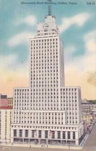 Mercantile Bank Building, Dallas, Texas, 1930-1940s