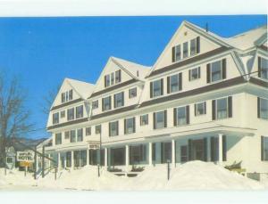 Unused Pre-1980 BARTLETT HOTEL Bartlett New Hampshire NH hr5733