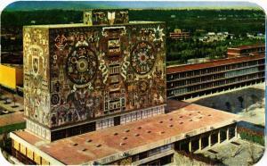 CPM Mexico Biblioteca de la Ciudad Universitaria MEXICO (599563)