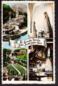 La Basilique,Lourdes,France BIN