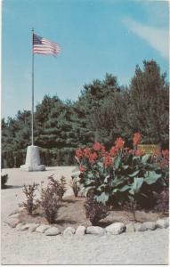 Cathedral of the Pines, Rindge, New Hampshire, The Entrance, unused Postcard