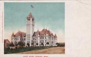 Court House, Spokane, Washington, 10-20s