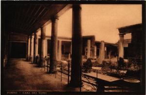 CPA AK POMPEI Casa dei Vetti ITALY (527049)