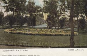MOOSE JAW , Saskatchewan , Canada , 00-10s ; C.P.R. Gardens #2