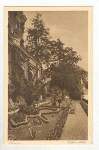 Lucerne, Switzerland, Palace Hotel, 1910s