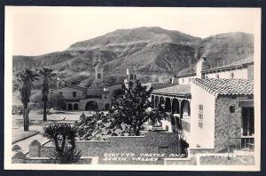 Guest House REAL PHOTO CARD unused c1940's