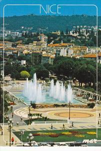 France Nice Le Jardin de l'esplanade du Paillon