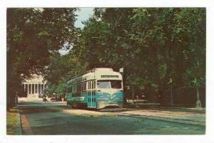 D.C. Transit's Silver Sightseer,Washington,D.C.,40-60s