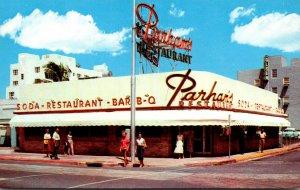 Florida Miami Beach Parham's Restaurant