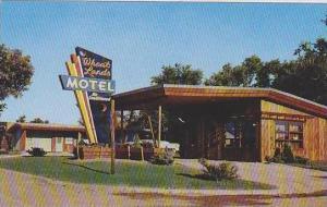 Kansas Garden City Wheat Lands Motel