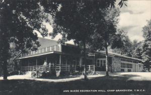 Canada Ann McKee Recreation Hall Camp Grandview Y W C A Artvue