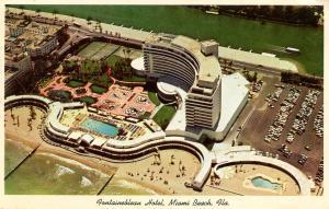 FL - Miami Beach. Fontainebleau Hotel