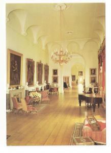 Castle Howard York England UK Long Gallery Interior 4X6 Vtg Postcard