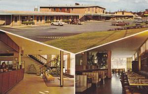 3-views,  The Isle Royale Motel,  King's Road,  Sydney,  Nova Scotia,  Canada...