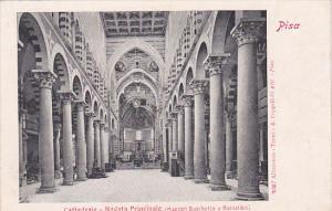 Cattedrale - Navata Principale, Pisa (Tuscany), Italy, 1900-1910s