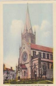 Roman Catholic Cathedral,Saint John, New Brunswick, Canada, 00-10s