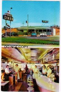 Frost Diner, Warrenton VA