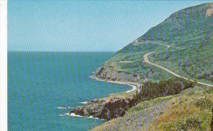 Canada The Cabot Trail Cape Breton Highlands Nova Scotia